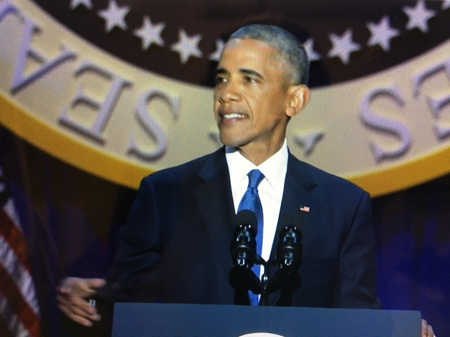 President Obama's Farewell Address Sets His legacy from Chicago to the World | 코리일보 | CoreeILBO