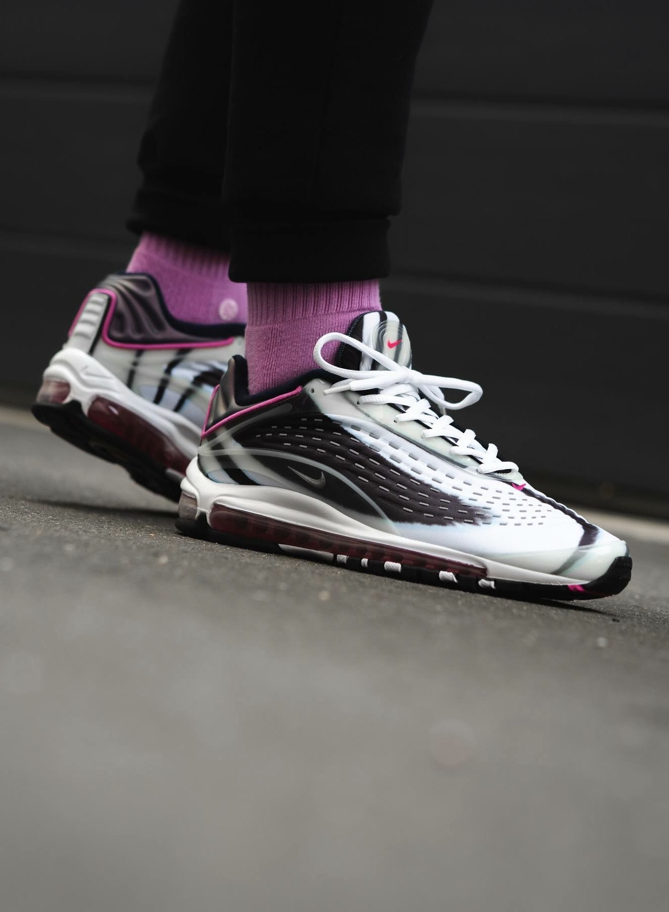 the latest 83126 f00c6 ... official nike air max deluxe b2012 ba981