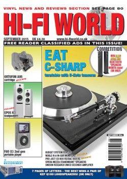 Download Hi-Fi World – September 2015 Online Free - pdf