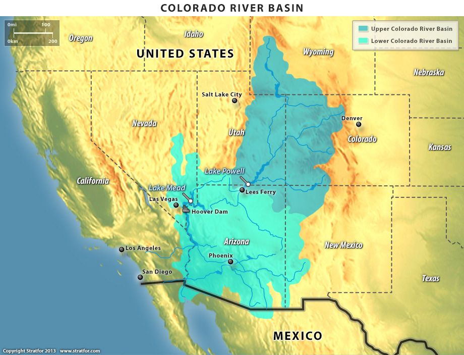 an amendment to a standing water treaty between the us mexico has received publicity over the past 6 months as an example of progress in water sharing
