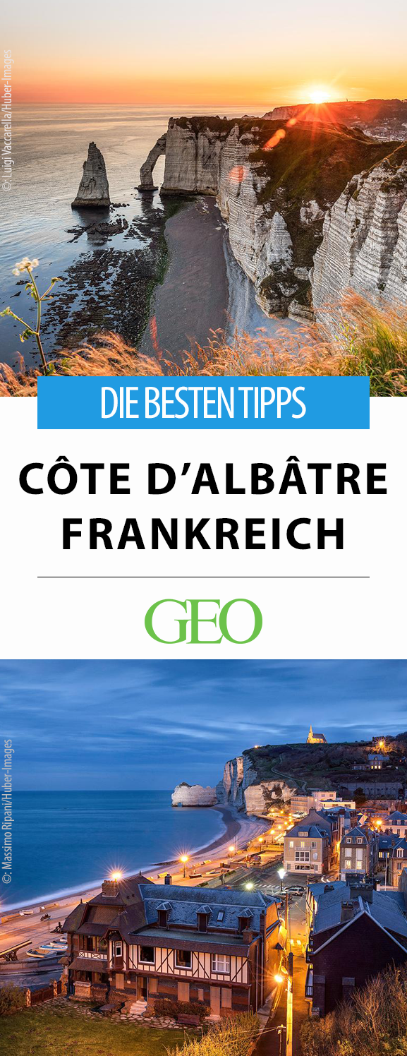 Photo of Côte d'Albâtre: How to discover the Alabaster coast of Normandy