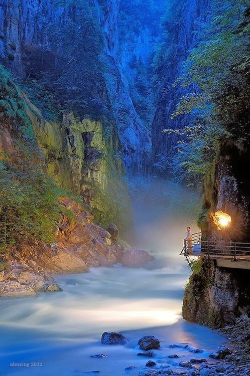 River Aare, Switzerland Travel and see the world