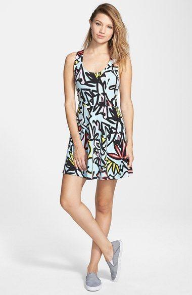 Vans 'Love Triangle' Skater Dress | Nordstrom, Love and Skater dresses