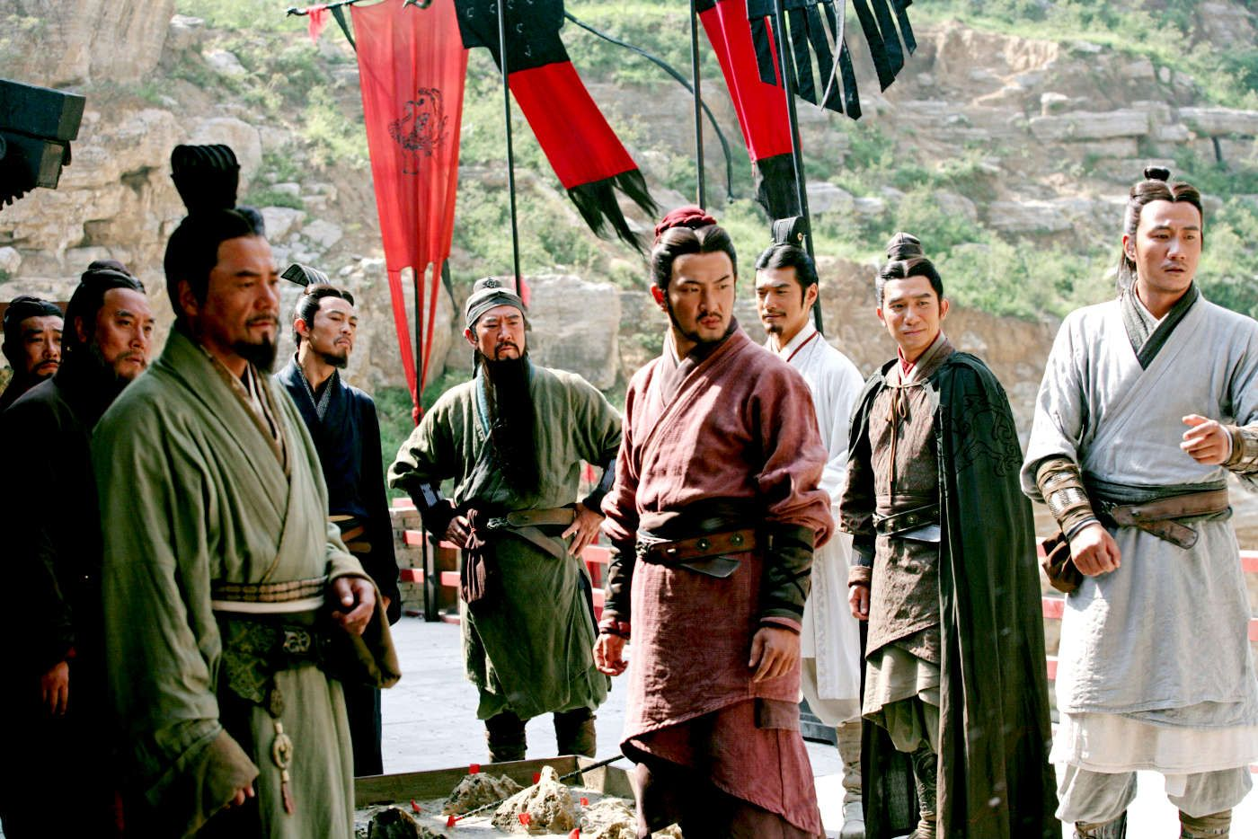 red cliff movie Watch red cliff, red cliff full free movie online hd in 208 ad, in the final days of the han dynasty, shrewd prime minster cao cao convinced the fickle emperor han the only way to unite all of china was to watch4hdcom.