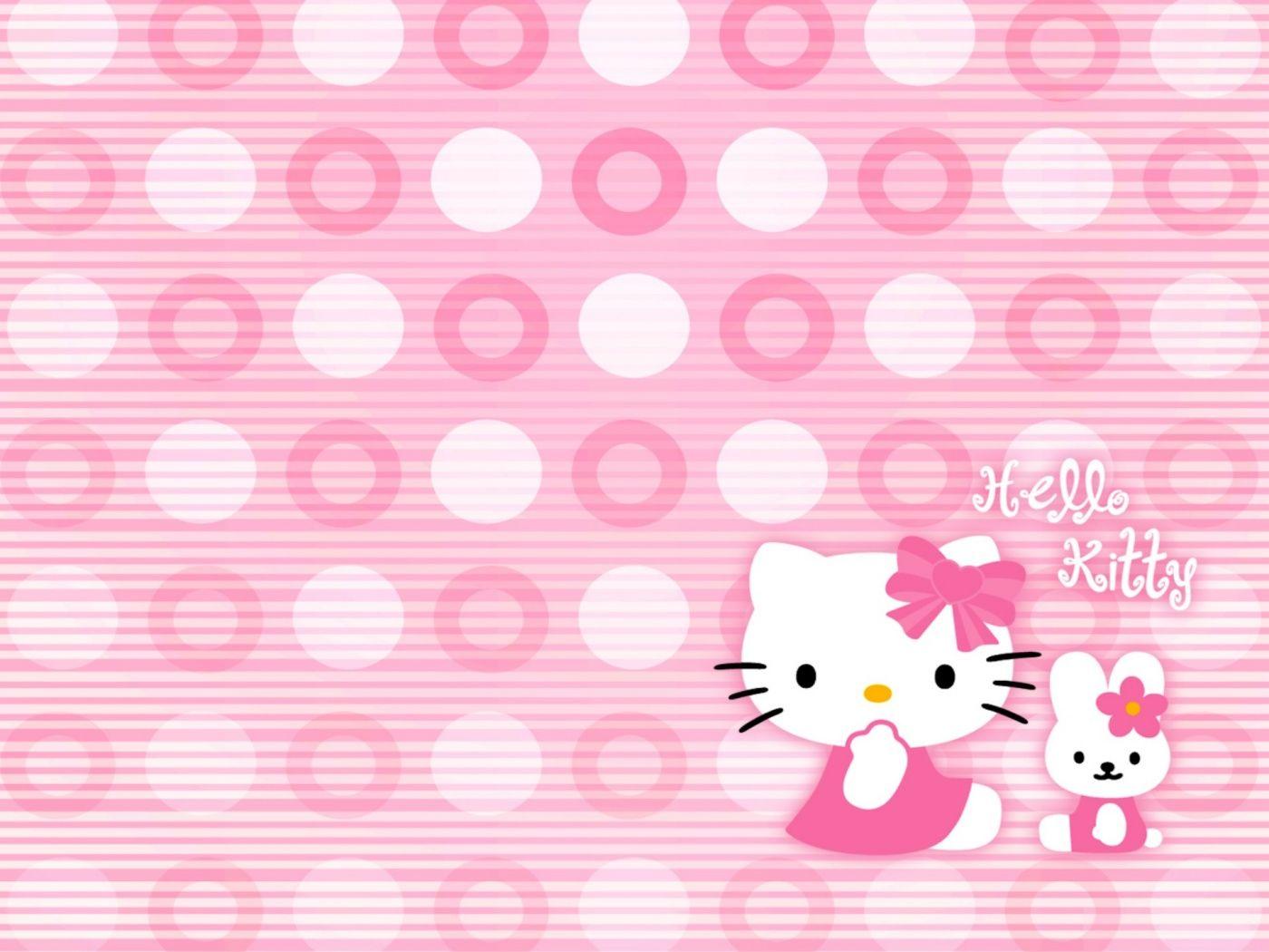 Hello Kitty Wallpaper Download Desktop Backgrounds For Free Hd 1366 768 Hello Kitty Wallpa Hello Kitty Wallpaper Hello Kitty Wallpaper Hd Hello Kitty Pictures