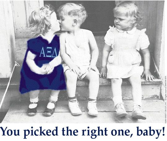 AXiD love -- you picked the right one