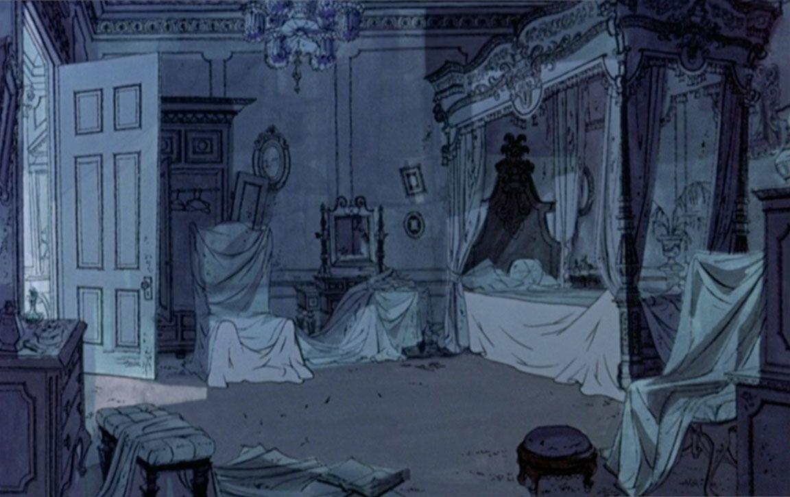 101 Dal Disney Concept Art Cartoon Background Animation Background
