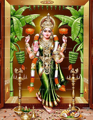 GODDESS JIVANTIKA She is the Divine Goddess of Midwifery Jivantika - invitation card format for satyanarayan pooja