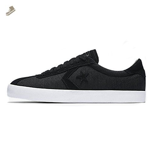Shoes Outlet - Converse - Breakpoint OX Antiqued / Black / White Sneaker Sports Shoes Black; White