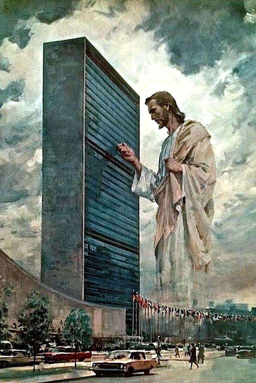 Jesus en la ONU