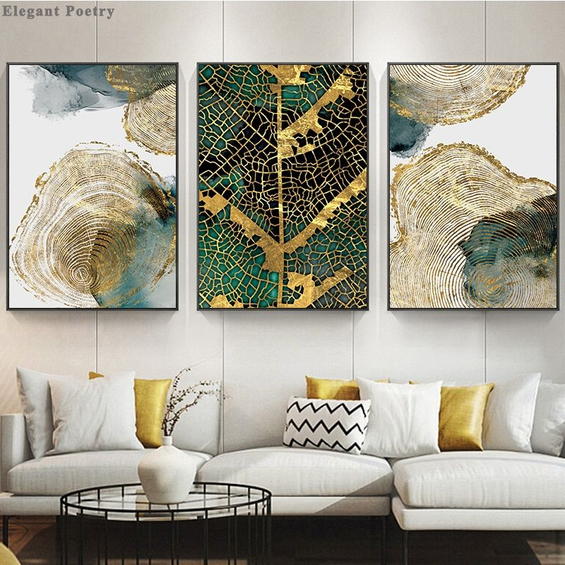 Leaf And Trunk Texture Abstract Wall Art Canvas Poster Print Nordic Decorative Picture Painting Modern Living Room Decor Abstract Wall Art Wall Canvas Wall Art Canvas Prints Beautiful canvas for living room
