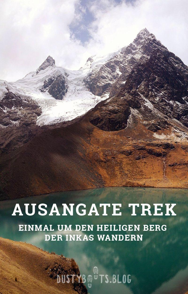 Ausangate-Trek in Peru