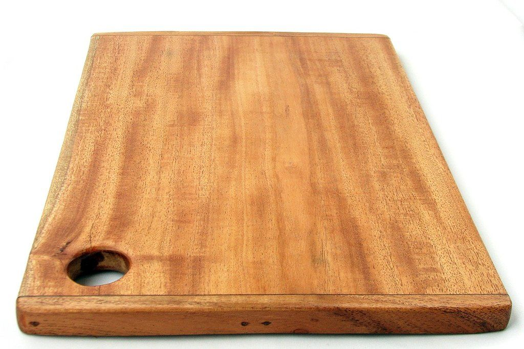Anti Bacterial Neem Wood Chopping Board 40cm Choppingboard Woodenchoppingboard Wood Chopping Board Wooden