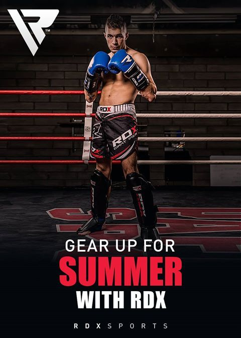 Gear up for Summer with RDX Sports. RDXSports.com #RDXSports #TeamRDX #RDX #Summer #Summer17 #Summer2017