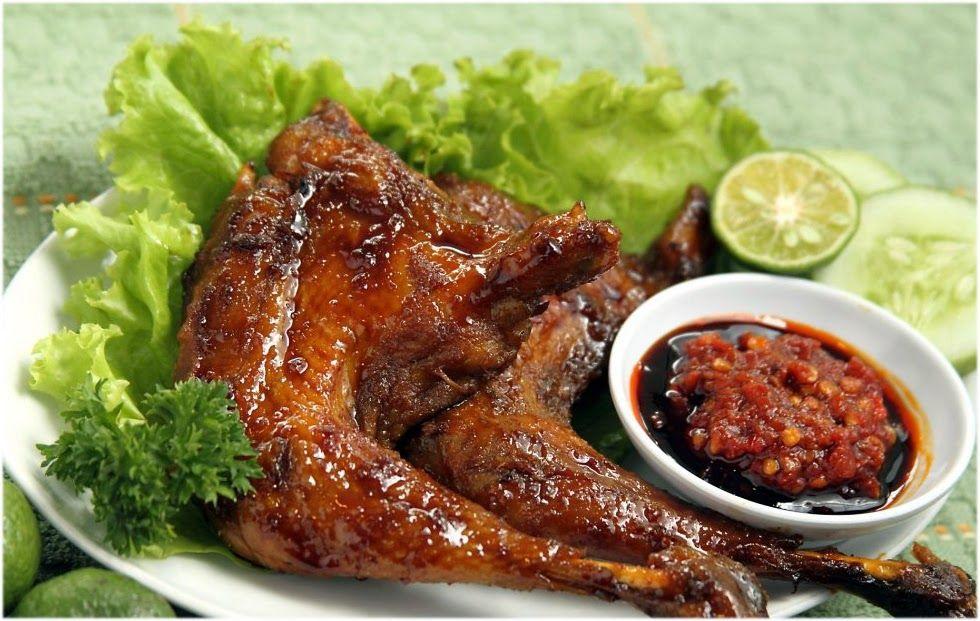 Resep Ayam Bakar Special Pedas Manis Resep Ayam Ayam Panggang Resep