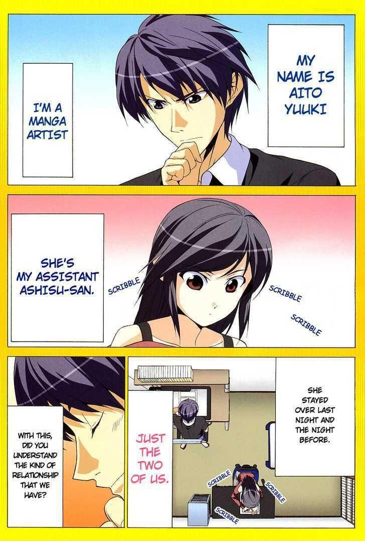 Mangakasan to Assistantsan to http//mangatea.me/manga