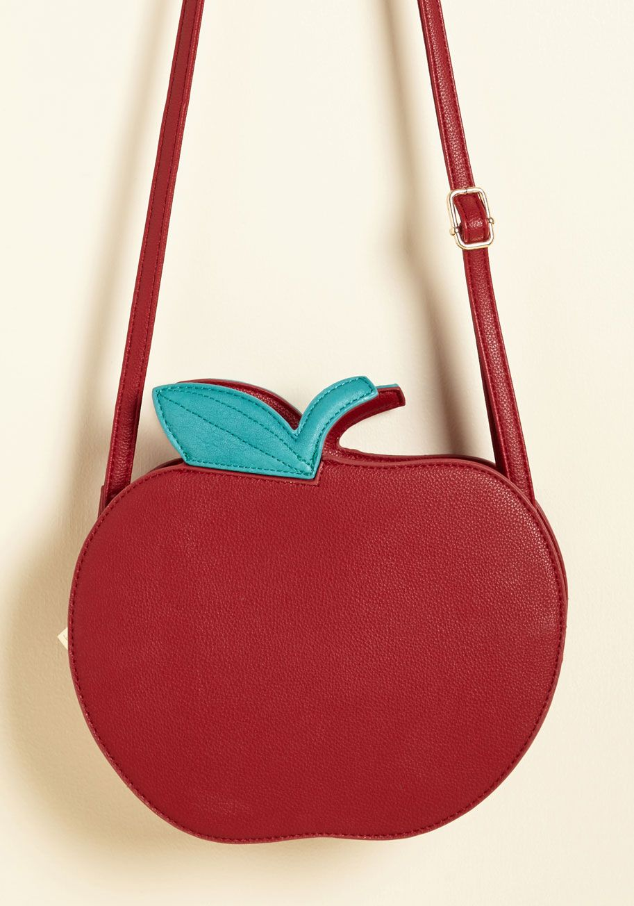 Jaunty Appleseed Bag, @ModCloth