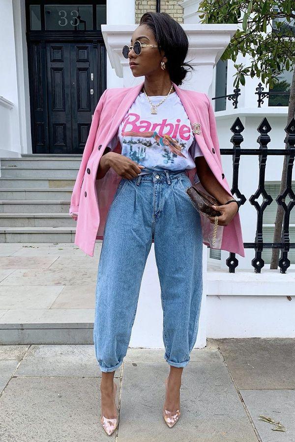 Charlotte Kamale - jeans - jeans - verão - street style
