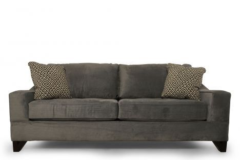 BROY-3770-3/8569-95 - Broyhill Atlas Sofa | Mathis Brothers Furniture