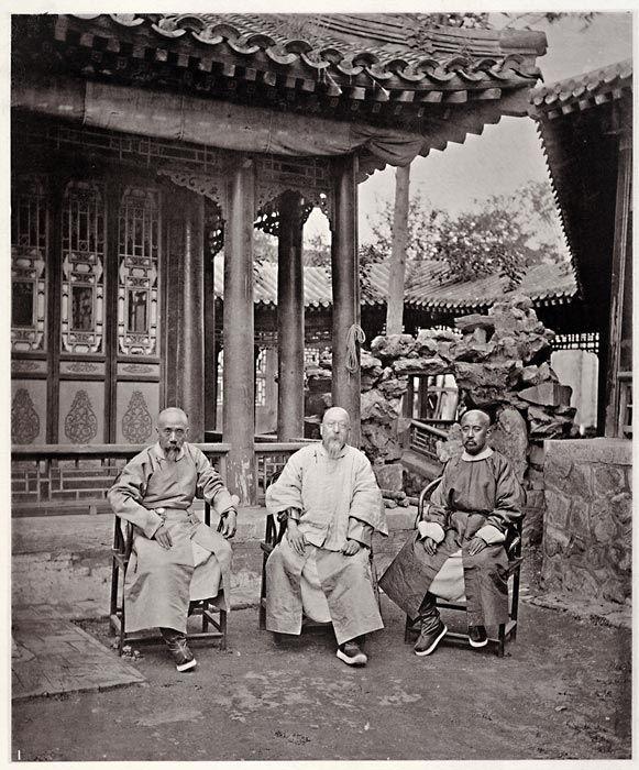 old china essay