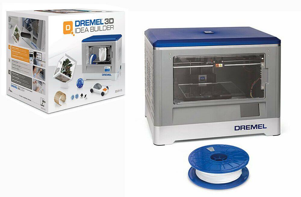 DREMEL 3D Idea Builder 3d drucker, Drucken, Computer