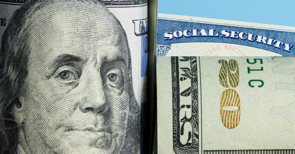 From Worst to First The Average Social Security Benefit