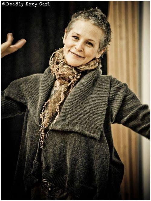 Melissa McBride --- She is so pretty!!!