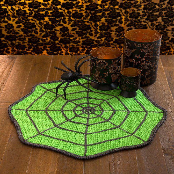 Crochet Spiderweb Patterns Spider Webs Free Crochet And Crochet