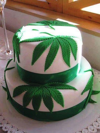 420 Cake Recipes