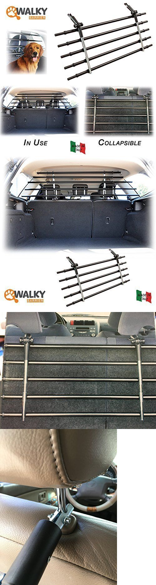 Car seats and barriers walky barrier folding universal auto