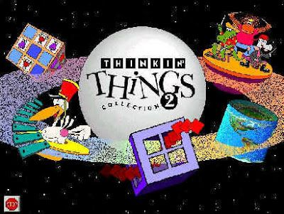 Thinkin Things 2 Computer Game Computer Games For Kids