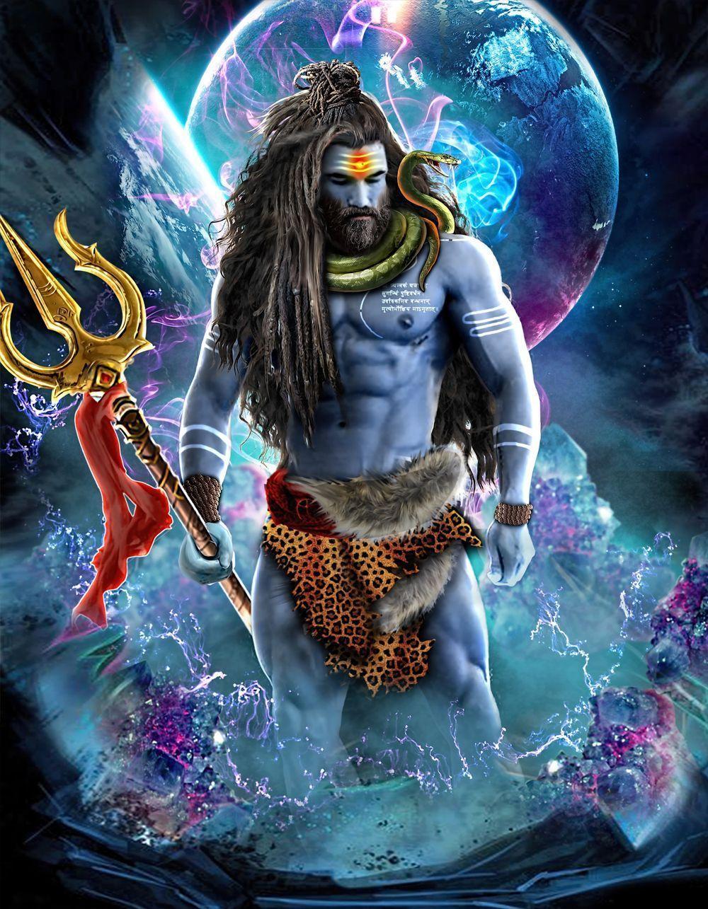 Shiv Mahadev Hd Wallpaper Pour Shivratri 2019 Tlk2trend In 2021 Lord Shiva Hd Images Lord Shiva Painting Lord Shiva Family