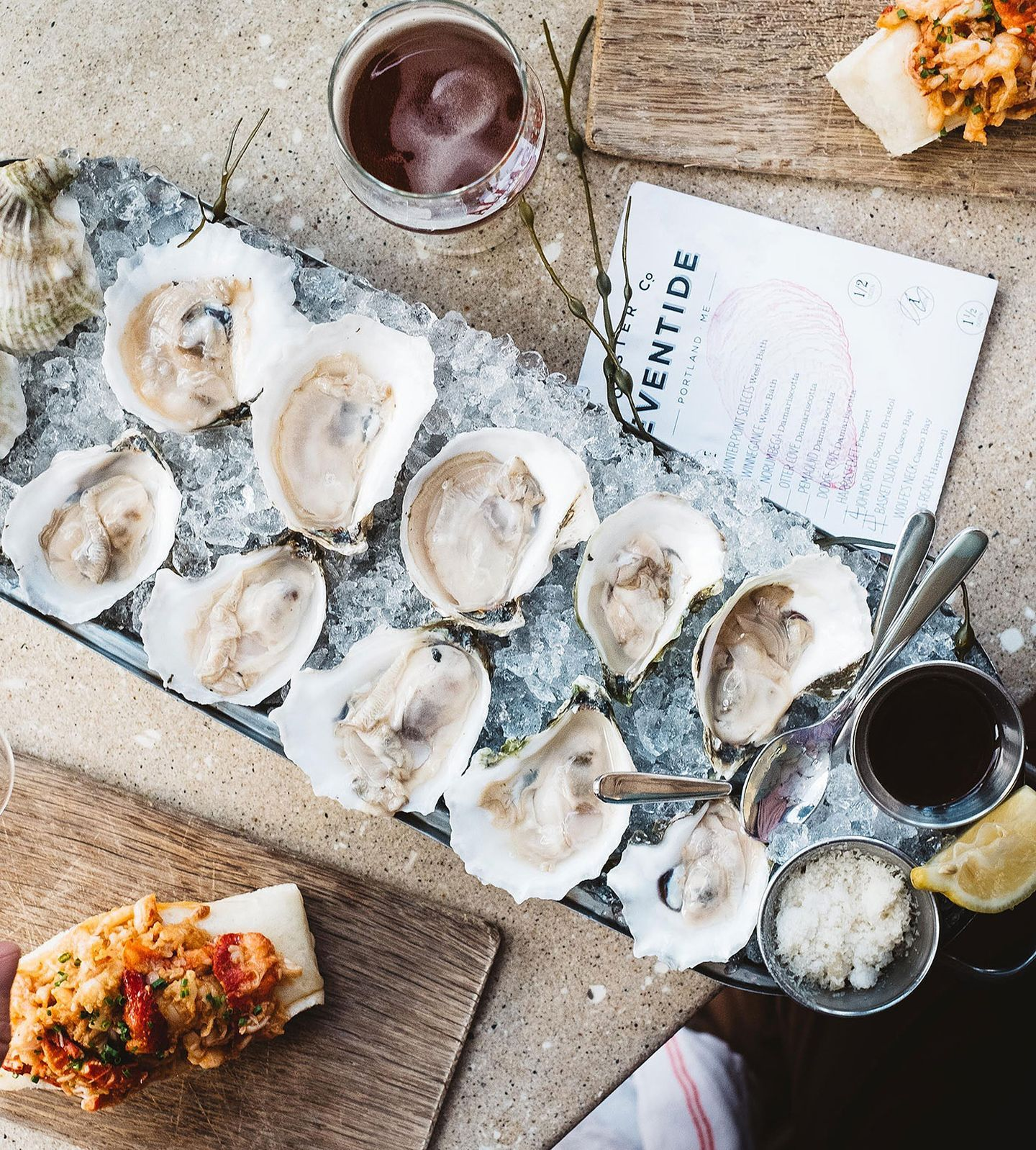 Where To Eat And What To Order In Portland Maine The Boston Globe Eat Food Rose Recipes