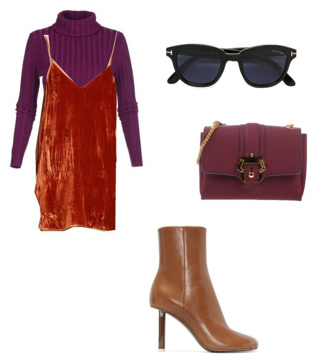 """""""Untitled #388"""" by julieselmer on Polyvore featuring Vetements, Tom Ford and Paula Cademartori"""