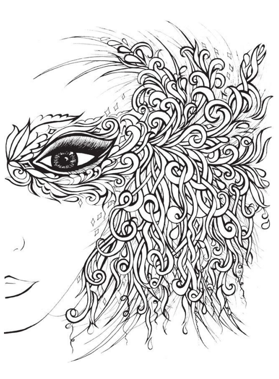 Pin By Hilary Mcshine On Art Craft Pinterest Adult Coloring