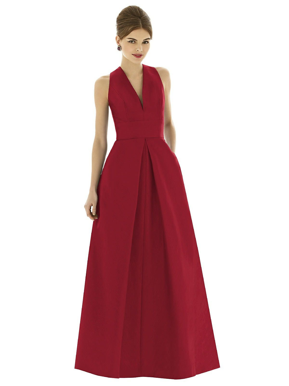 Alfred sung style d611 httpdessydressesbridesmaid the alfred sung bridesmaid collection offers fresh contemporary bridesmaid dresses while keeping your budget in mind ombrellifo Images