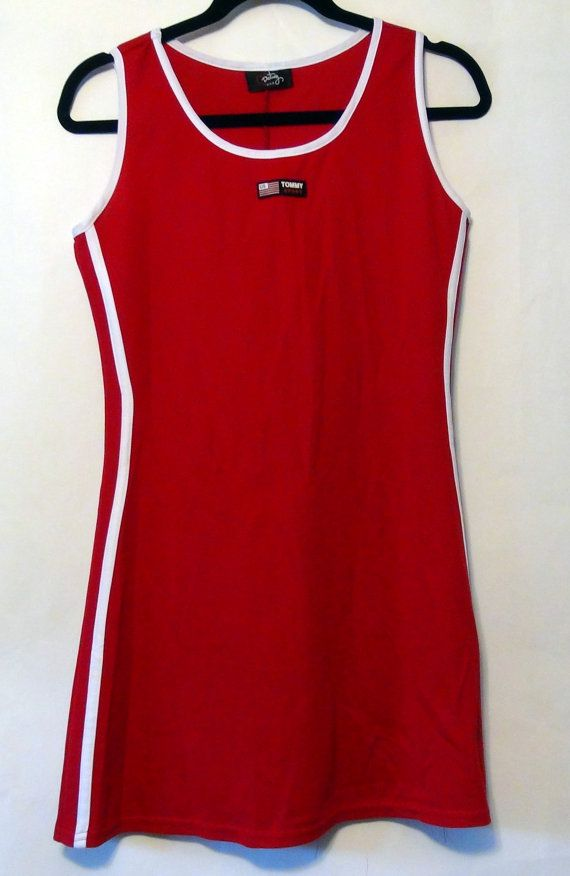Vintage Bootleg Tommy Sport Mini Tennis by NativeLilacVintage, $35.00