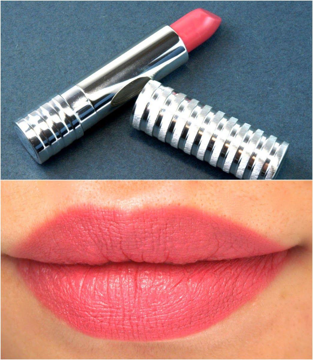 Clinique Long Last Soft Matte Lipstick Review And Swatches Clinique Lipstick Clinique Makeup Lipstick