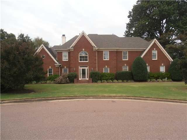 2476 Carters Grove Ln Germantown Tn 38138 Mls Listing 10000926 Germantown House Styles Building A House