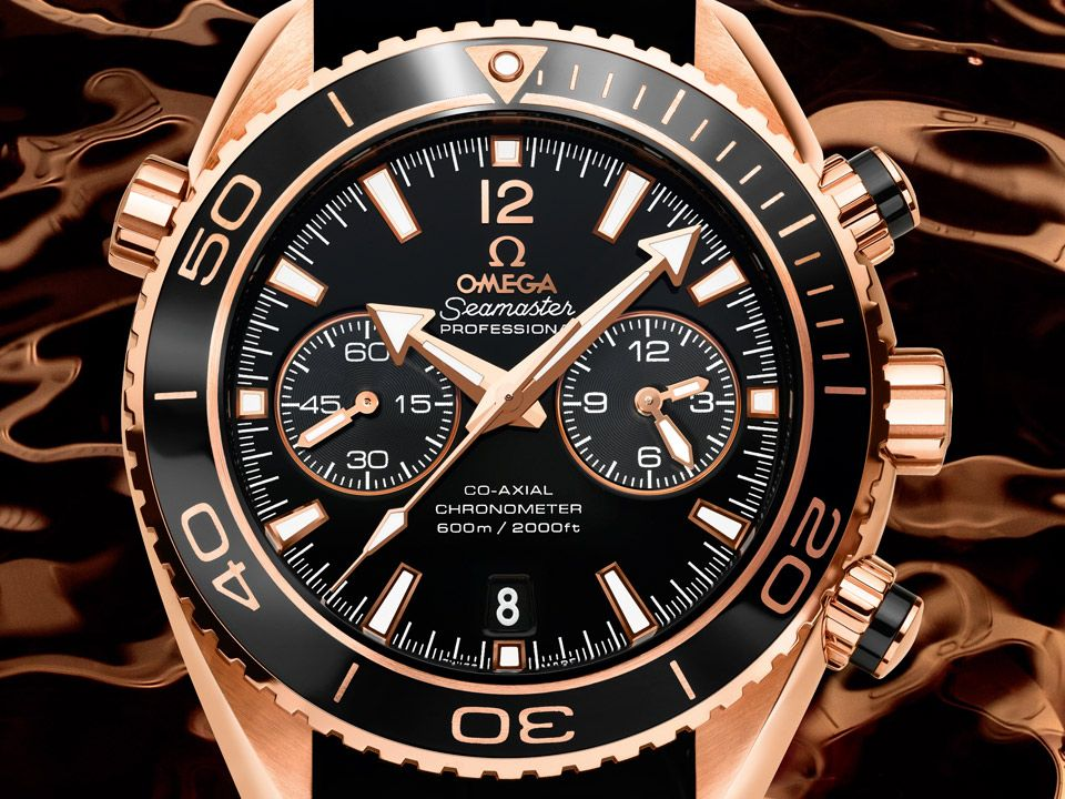 Relojes OMEGA: Seamaster - Planet Ocean 600M Omega Co-Axial Chronograph 45,5