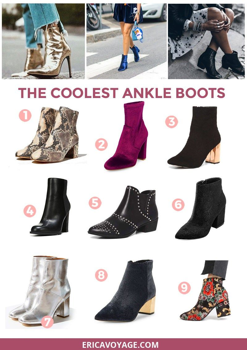 603f894ea70 9 must have ankle boots every girl needs right now | Top Blogs ...