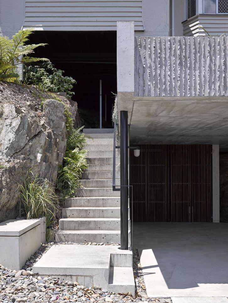 West End Carport and Pool Kieron Gait Architects