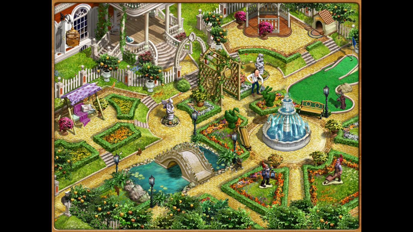 Gardenscapes Ending In Three Different Styles Part 1