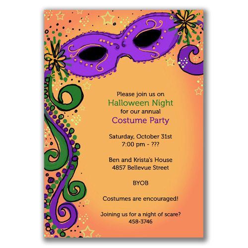 mardi gras invitations | mardi gras party | pinterest | mardi gras, Party invitations
