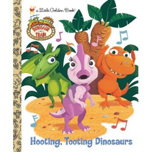 73322e519cc Hooting, Tooting Dinosaurs Book   Toot, Dinosaur train and Pbs kids