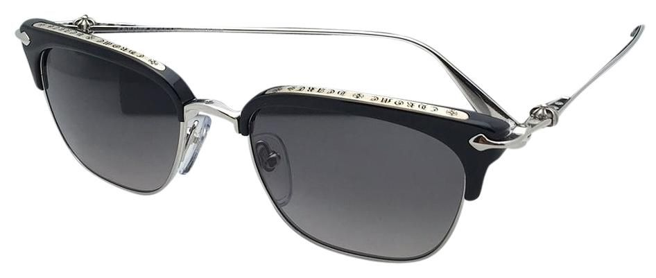 7276d1cf2de CHROME HEARTS Sunglasses SLUNTRADICTION BK SS-S Black   Silver w Grey. Free  shipping and guaranteed authenticity on CHROME HEARTS Sunglasses  SLUNTRADICTION ...