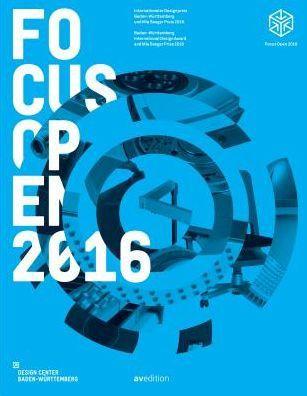 Focus Open 2016: Baden-Wuerttemberg International Design Award 2016