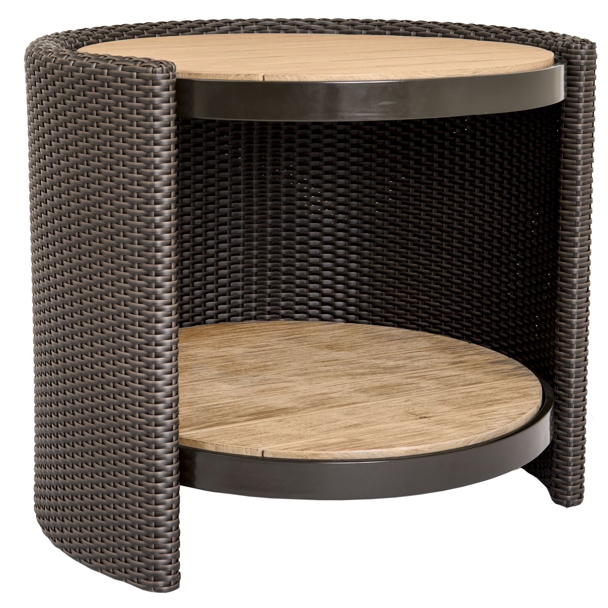 Buy Barbara Barry Outdoor Horizon End Table by McGuire Furniture