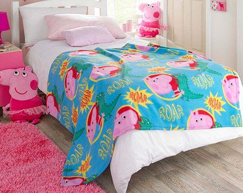 Impressive Peppa Pig Bedroom Decor