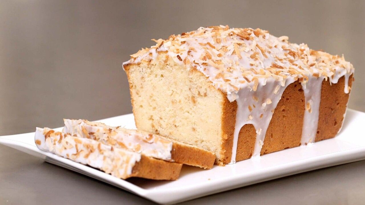Coconut Buttermilk Pound Cake Recipe In 2020 Buttermilk Pound Cake Cake Baking Items